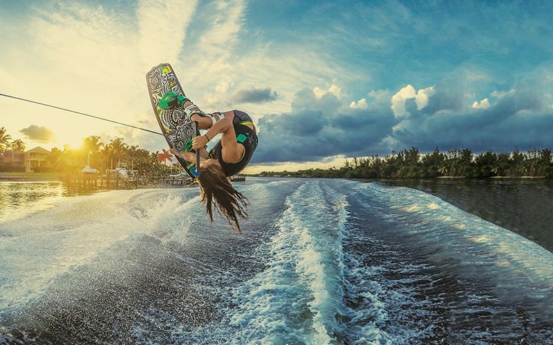 Wakeboarden @ Puresports Schumacher