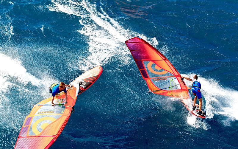 Windsurfen @ Puresports Schumacher